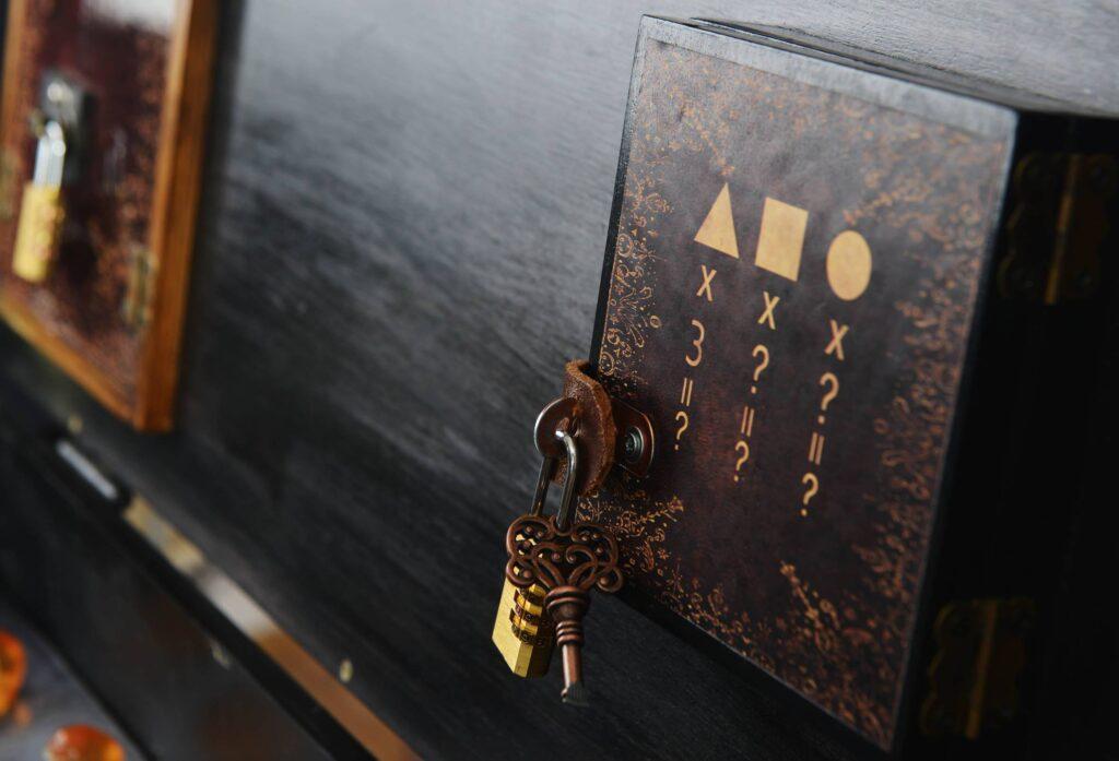 DOOR 404 Escape room